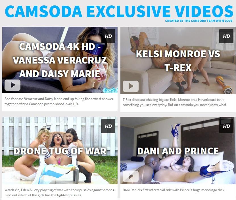 Webcam Site CamSoda